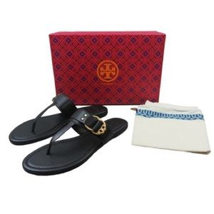 NWT Tory Burch Marsden Thong Sandals Size 8 1/2